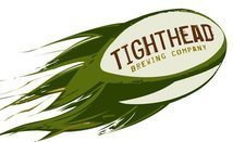 Tighthead Hat Trick Triple beer Label Full Size