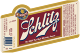 Schlitz Classic 1960s Formula beer