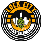 Lock City Calm Like A Bomb Milk Stout beer
