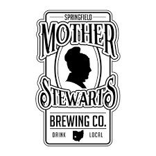 Mother Stewarts Farmhouse Ale beer Label Full Size