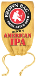 Long Trail American IPA beer