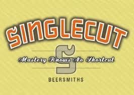 Singlecut Push Push Struggle beer Label Full Size