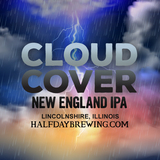 Half Day Cloud Cover IPA beer
