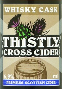 Thistly Cross Whisky Cask Cider Beer