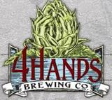 4 Hands Full Courtesy Beer