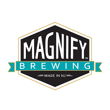 Magnify Intergalactic Event beer Label Full Size