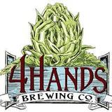 4 Hands First Impressions beer