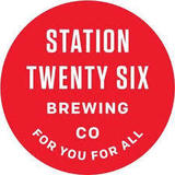 Station 26 Tangerine Cream Ale beer