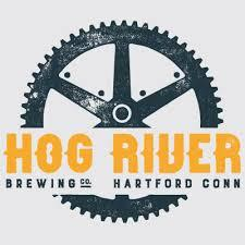 Hog River Columbia Cream Ale w/ Clementine beer Label Full Size