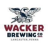 Wacker's Bohemian Pils beer
