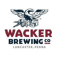 Wacker's Bohemian Pils beer Label Full Size