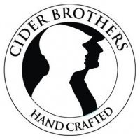 Cider Brothers Pacific Coast Bone Dry beer Label Full Size