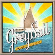 Grey Sail Far, Far, Aweigh IPA beer Label Full Size