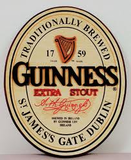 Guinness Extra Stout beer