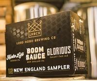Lord Hobo New England Sampler beer Label Full Size