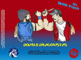 RaR Double Dragonistas Beer