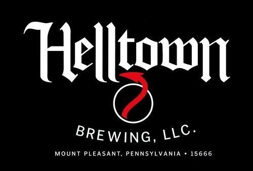 Helltown Misfits & Misanthropes #10 beer Label Full Size