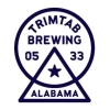 Trimtab Imperial Paradise Now beer Label Full Size