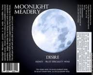 Moonlight Desire beer Label Full Size