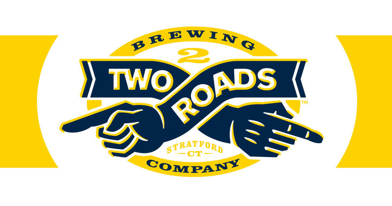 Two Roads Two Juicy New England Style IPA beer Label Full Size