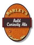 Barley's Auld Cuiosity Ale beer