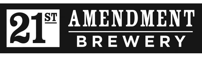 21st Amendment Blah Blah Blah DBL IPA beer Label Full Size