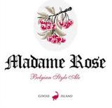 Goose Island Madame Rose 2012 beer