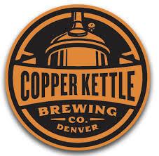Copper Kettle Maple Snowed In beer Label Full Size