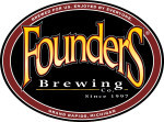 Founders All Day IPA Solid Gold Beer