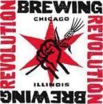 Revolution Brewing Sun Crusher Beer