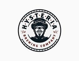 Hysteria Baltimore Chop Milkshake IPA beer Label Full Size