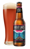 Great Lakes Holy Moses Rasberry White Beer
