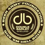 Double Barley Double D's Watermelon Lager beer