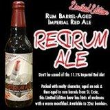 Imperial Red Rum Ale beer