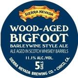Sierra Nevada Wood-Aged Bigfoot beer