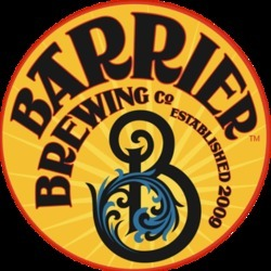 Barrier Local to Locals Double IPA beer Label Full Size