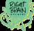 Mini right brain luminous lemon 1