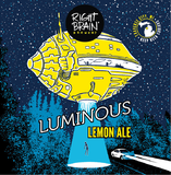 Right Brain Luminous Lemon Ale beer