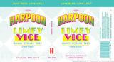 Harpoon Lime-y Vice Beer