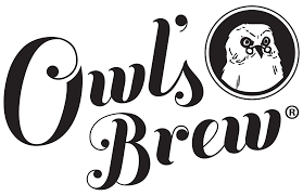 Owl's Brew Variety beer Label Full Size