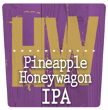 Moeller Brew Barn - Pineapple Honeywagon IPA beer
