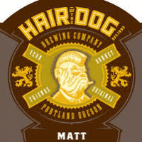 Hair of the Dog Fred from the Stone beer Label Full Size