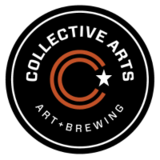 Collective Arts Dry Hopped Peach and Passion Fruit Sour Beer