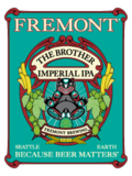 Fremont The Brother Imperial IPA Beer