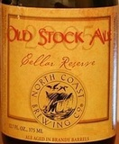 North Coast Old Stock Ale Cellar Reserve Bourbon Barrel beer