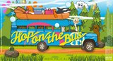 Fox N Hare's - Hop on the Bus beer