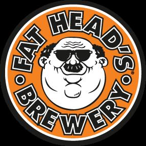 Fat Head's Grapefruit Goggle Fogger beer Label Full Size