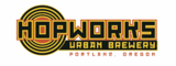 HUB Hopworks Nitro Organic Porter beer