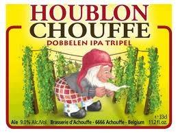 d'Achouffe Houblon Chouffe Beer