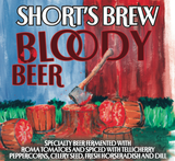 Short's Bloody Beer Beer